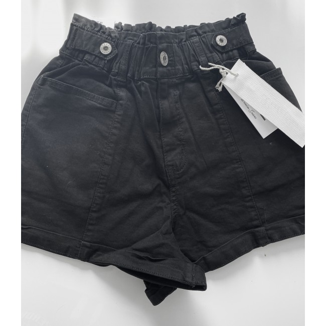 Damen Jeans Shorts  in Weiss