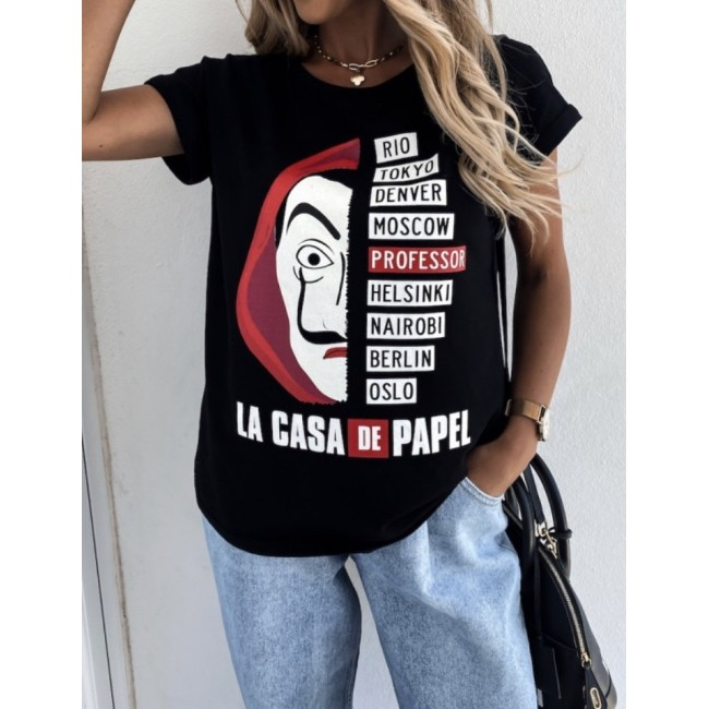 T- Shirt Haus des Geldes